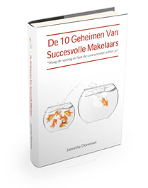 De 10 Geheimen Van Succesvolle Makelaars