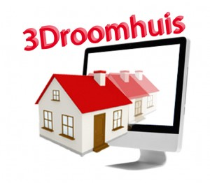 Logo 3Droomhuis