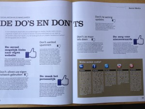 Social media in de makelaardij: do's and don'ts - vastgoed mei 2012