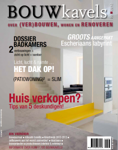 cover bouwkavels